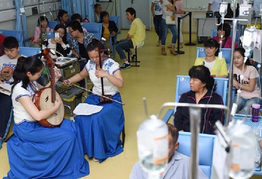 西安交通大学第一附属医院:传承医院文化内涵 树立人文服务理念